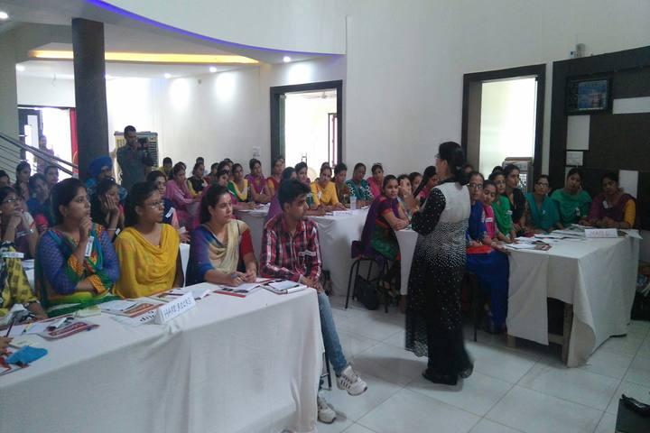 Punjab Convent  School -Workshop