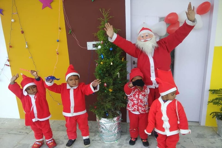 Punjab Convent  School -Xmass Celebrations