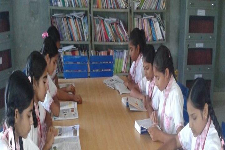 Punjab Convent School-Library