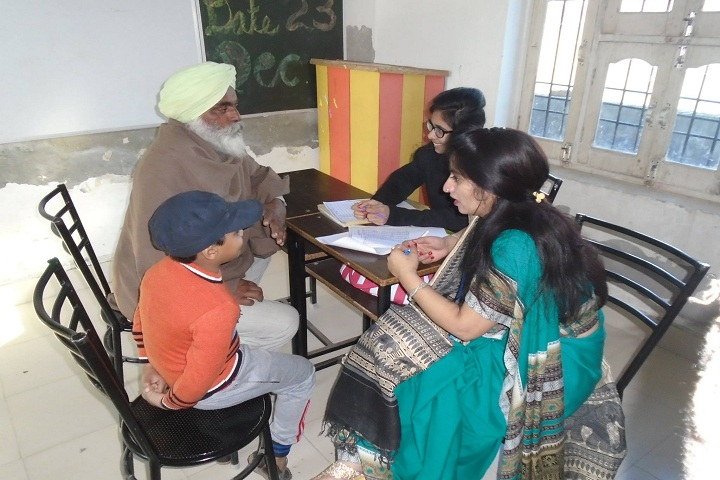 Punjab Convent School-Parents Meeting