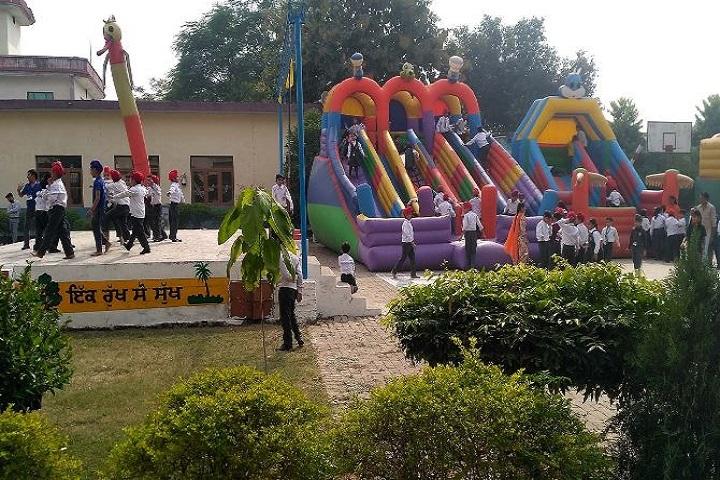 Punjab International Public School-Kindergarden