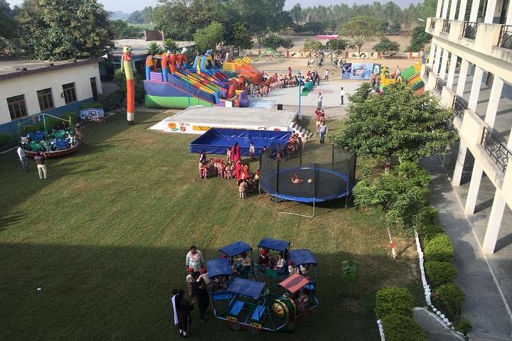 Punjab International Public School-Tour