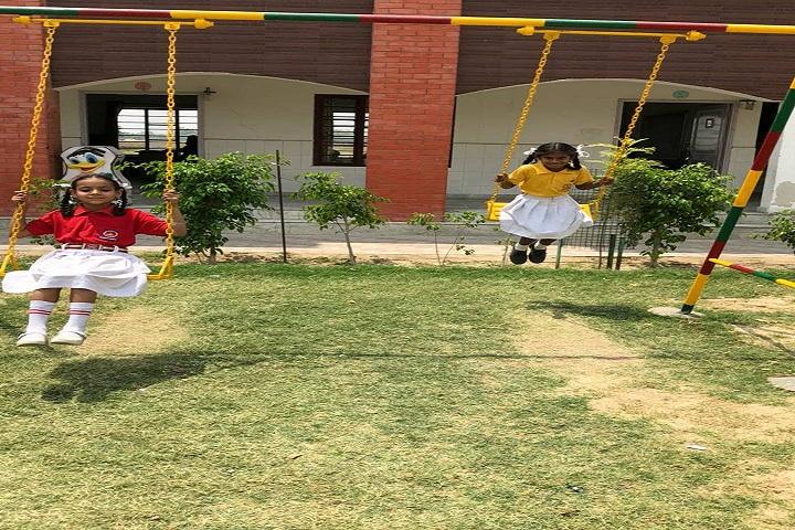 Play Punjab Public School-Kids