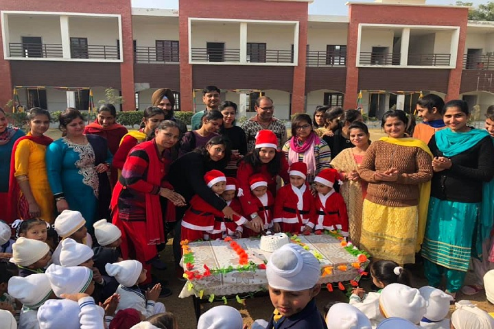 Punjab Public School-Chritmas