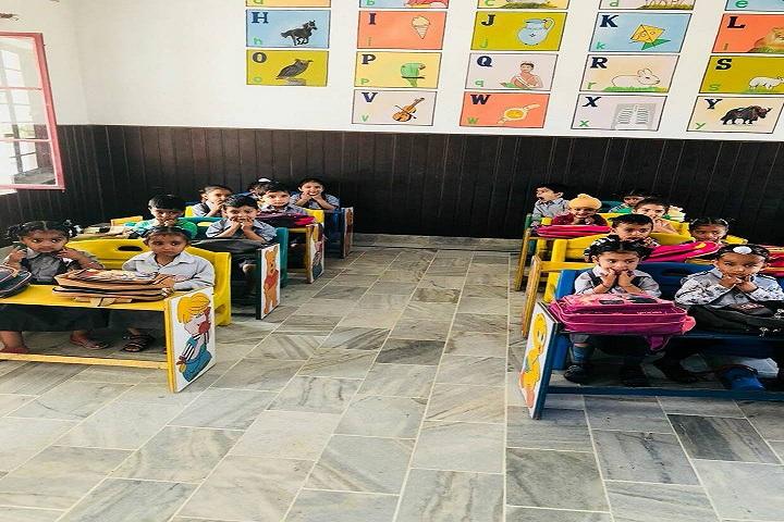 Punjab Public School-Class