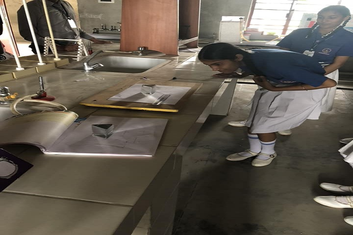 Punjab Public School-Laboratory