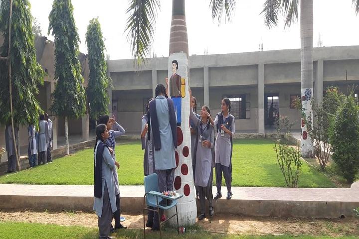 Punjab Public School-Painting
