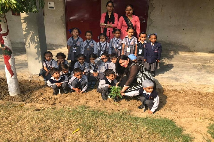 Punjab Public School-Students