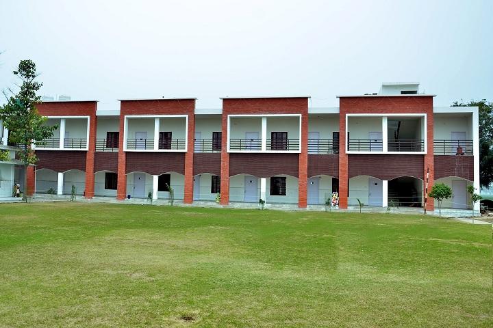 Punjab Public School-School Building