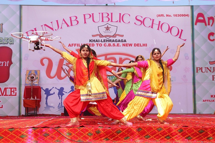 Punjab Public School-Annual Day Celebrations