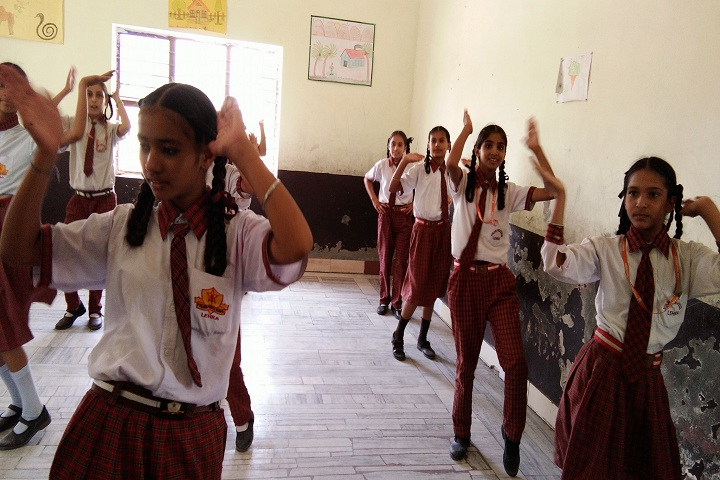 Punjab Public School-Dance Room