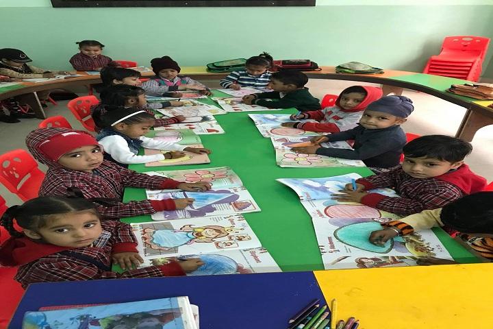 Punjab Public School-Drawing