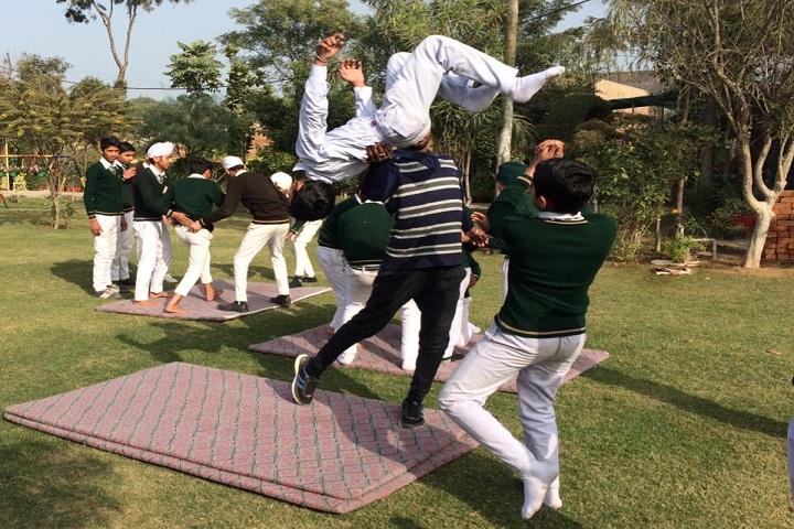 Punjab Public School-Gymnasium