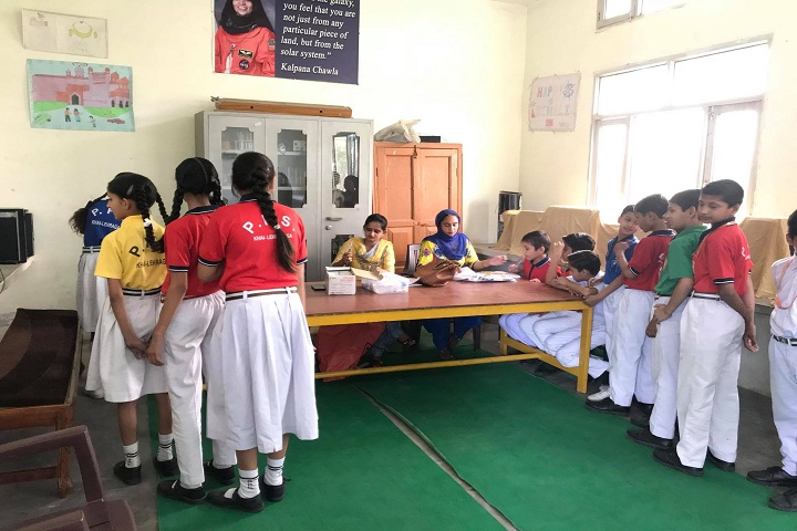 Punjab Public School-Health Check up