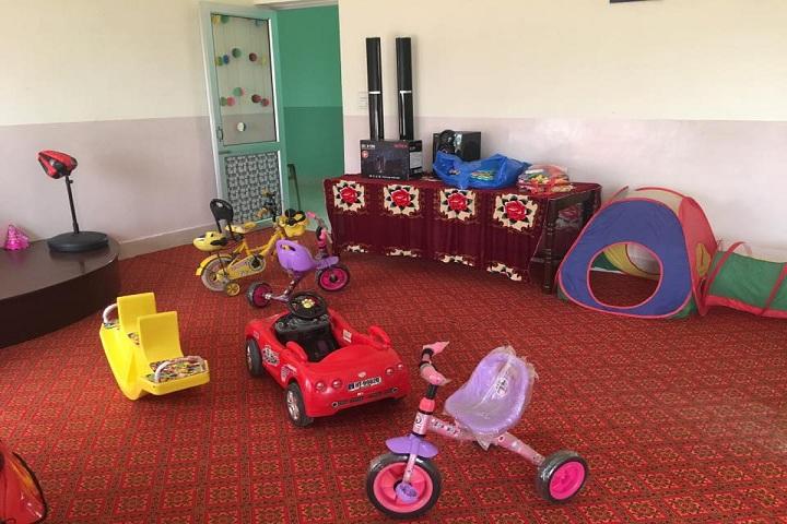 Punjab Public School-Play Room