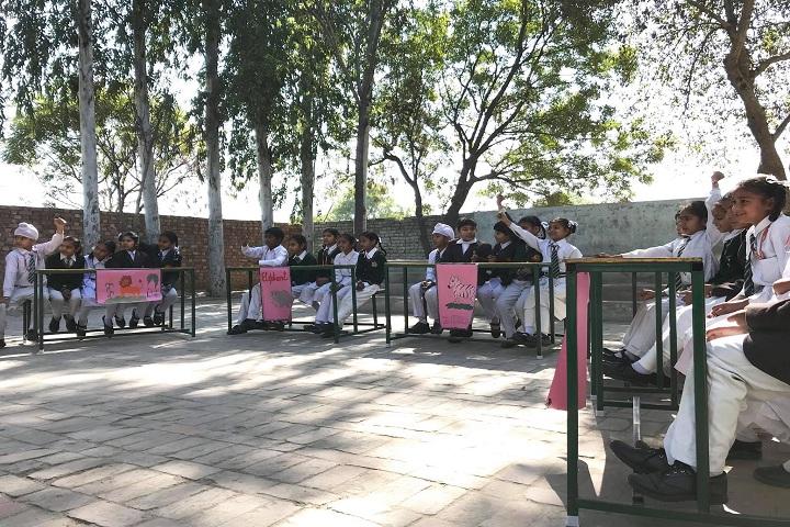 Punjab Public School-Quiz Compitition
