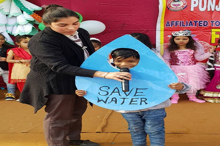 Punjab Public School-Activity Program