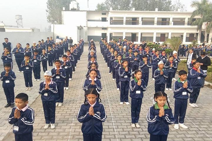 Punjab Public School-Assembly
