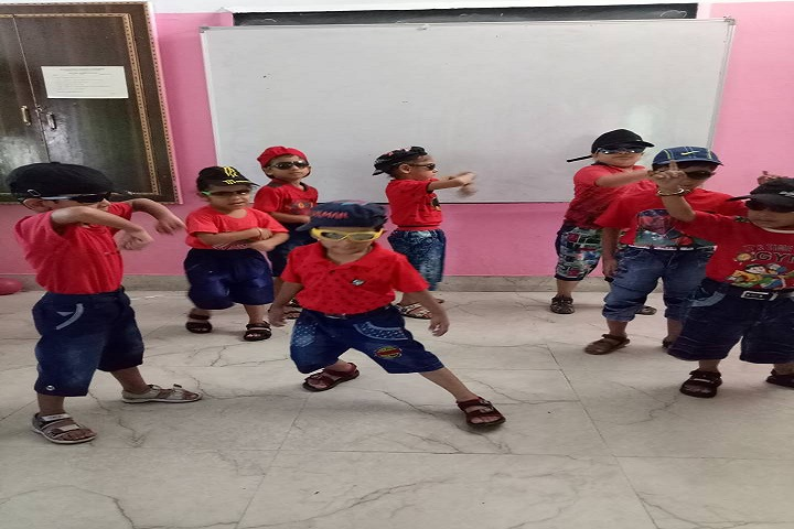 Punjab Public School-Dance