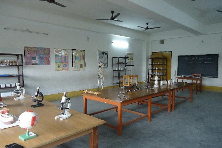 Punjab Public School-Lab