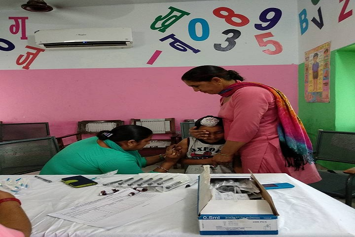 Punjab Public School-Medical Camp