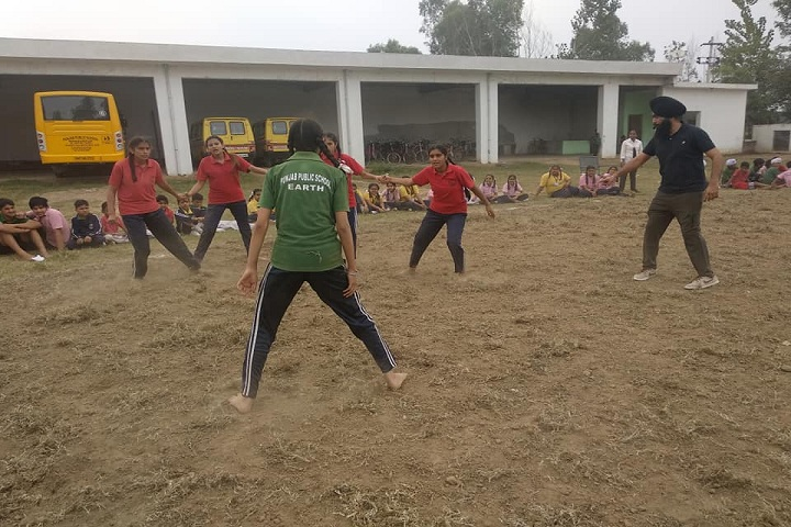 Punjab Public School-Sports