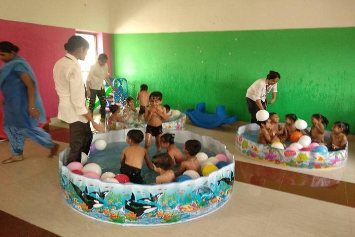 Punjab Public School-Swimming Pool Activity