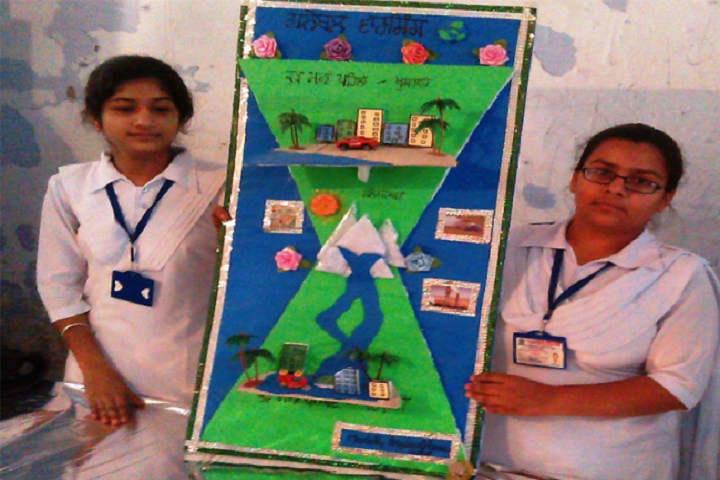 R K G Dav Senior Secondary Public School-Art and Craft