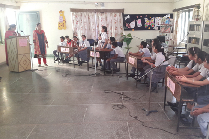 R K G Dav Senior Secondary Public School-Quiz Compitition