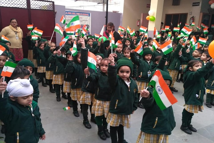 R K S Senior Secondary Public School-Republic Day Celebrations