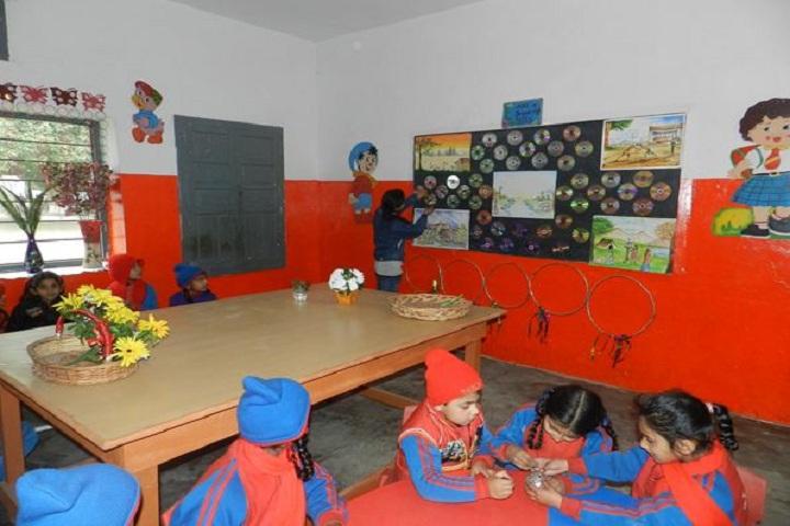 Raj Memorial School-Art Room