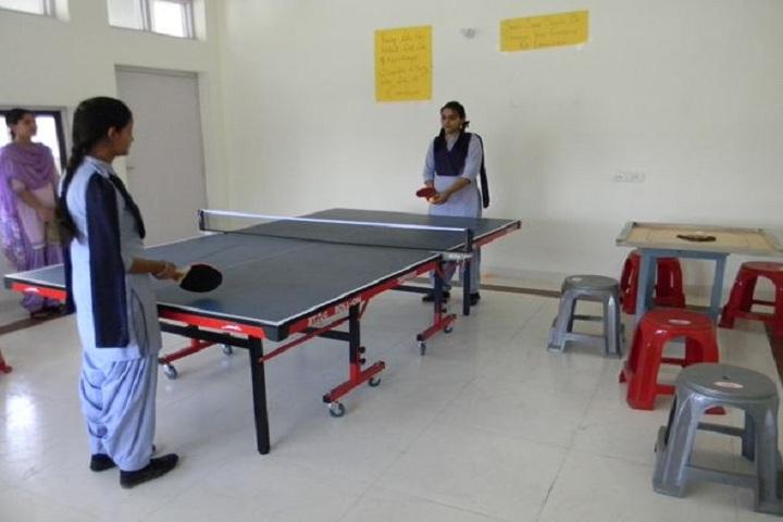 Raj Memorial School-Indoor Games
