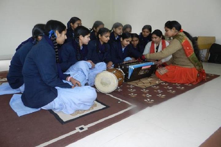 Raj Memorial School-Music Room