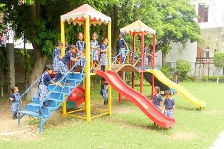 Raj Memorial School-Play Area
