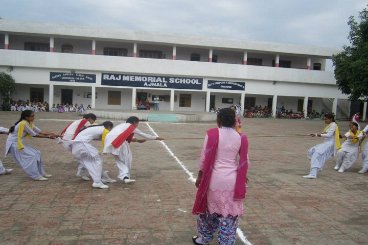 Raj Memorial School-Sports