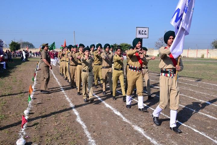 Rattan Dai Khosla Dav Model Senior Secondary School-Annual Sports Day Celebration