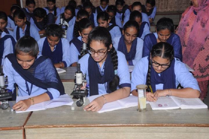 Rattan Dai Khosla Dav Model Senior Secondary School-Biology-Lab