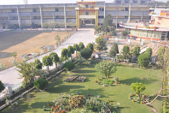 Rattan Dai Khosla Dav Model Senior Secondary School-Campus-View