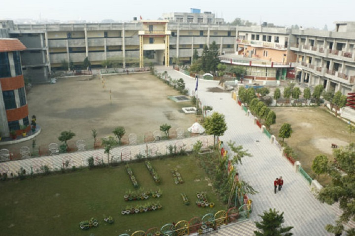 Rattan Dai Khosla Dav Model Senior Secondary School-Campus