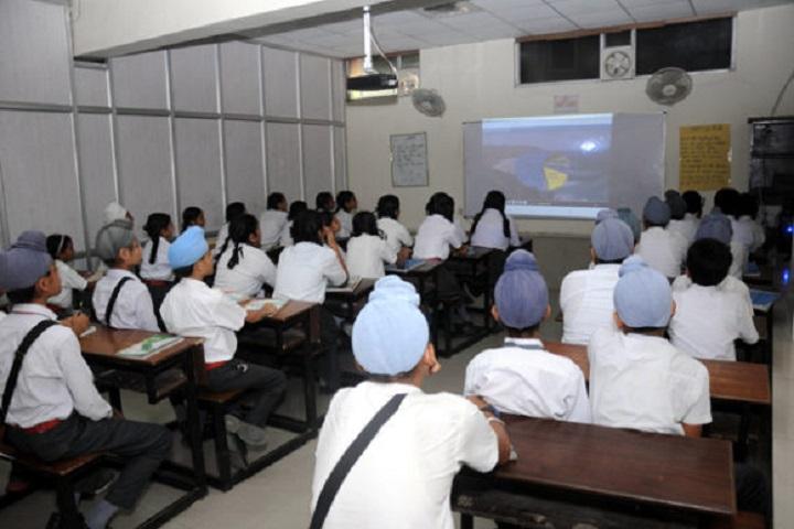 Rattan Dai Khosla Dav Model Senior Secondary School-Class