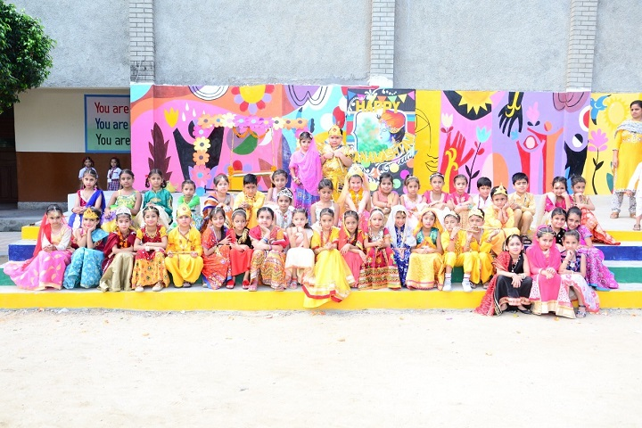 Rattan Dai Khosla Dav Model Senior Secondary School-Festivals