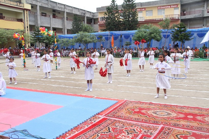 Rattan Dai Khosla Dav Model Senior Secondary School-Sports Meet