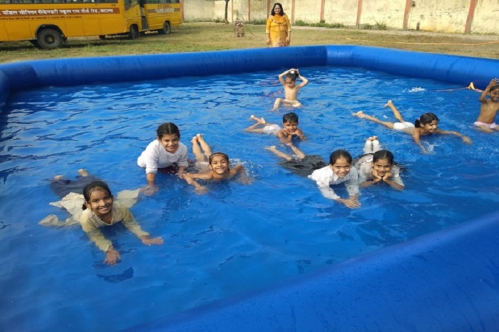 Rattan Dai Khosla Dav Model Senior Secondary School-Swimming Pool