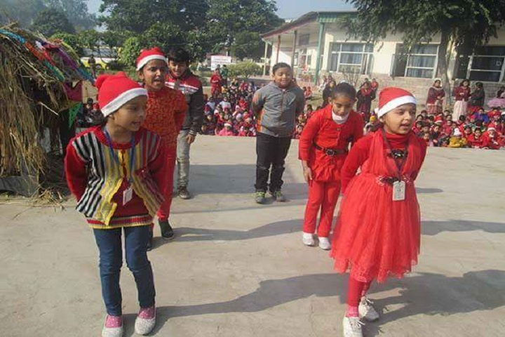 Rayat International School-Christmas Celebrations