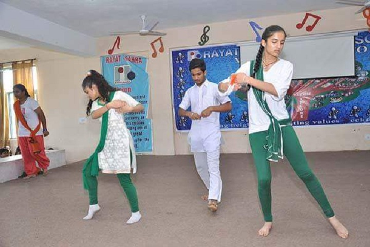 Rayat International School-Dance Room
