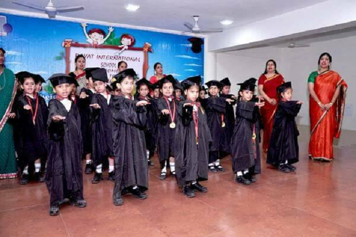 Rayat International School-Graduation Day