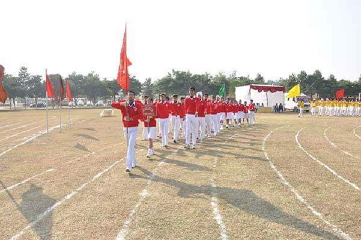 Rayat International School-Sports Meet