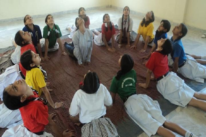 Rhema International School-Yoga Room