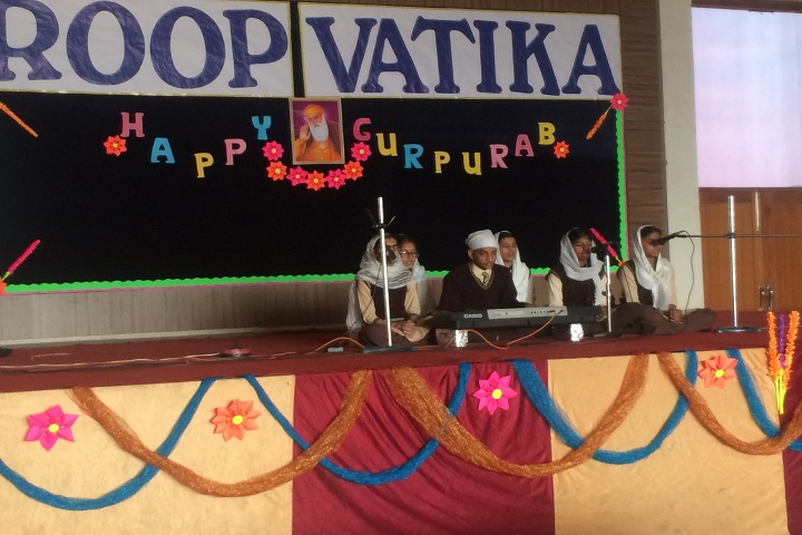 Roop Vatika-Gurpurab Celebrations