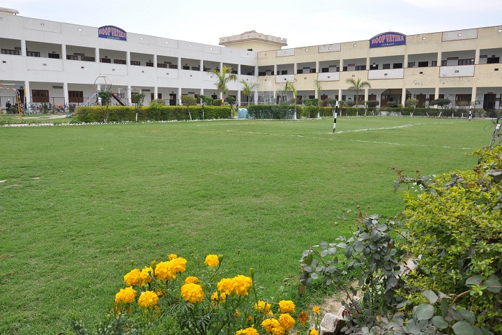 Roop Vatika-School Building